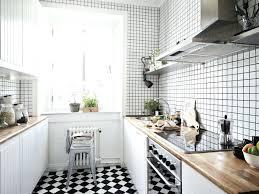 carrelage cuisine damier noir et blanc carrelage cuisine damier noir et blanc cethosia me