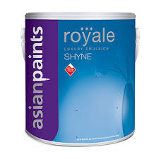 asian paints royale luxury emulsion shyne at rs 400 litre