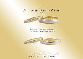 wedding ring manila diamond manila wedding ring jewelry in makati city
