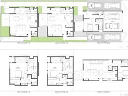 Narrow Modern House Plans Beautiful Home Designs For Small Lots Gallery Decorating Design