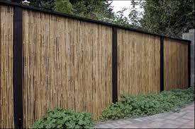 Fence Panels With Trellis Bamboo Fence Panel U2014 Bitdigest Design Bamboo Fence Trellises Ideas
