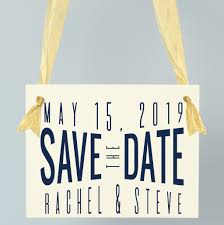 Save The Date Signs Save The Date Sign Personalized Names And Wedding Date