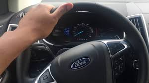 turn off interior lights ford explorer 2016 interior lights operation ford edge 2016 youtube