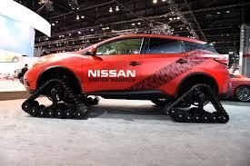 nissan rogue vs kia sportage nissan triples down on winter warrior concepts