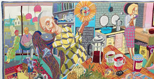 Grayson Perry Vanity Of Small Differences Rsg Announce Grayson Perry Exhibition Sponsorship
