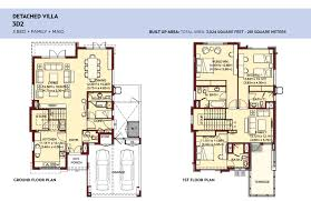 villa plans floor plans villa lantana al basha south