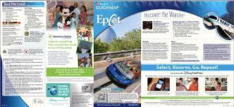Epcot Orlando Map by Epcot Map Walt Disney World Wdw Kingdom