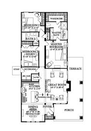 floor plans craftsman narrow lot house plans craftsman 28 images narrow lot