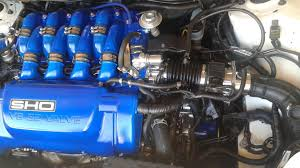 Ford Taurus Sho Engine 97 Sho Ax4n Catastophy Taurus Car Club Of America Ford Taurus