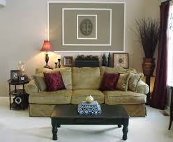 Side Table Decor Ideas by Living Room Cool Picture Of Earth Tones Living Room Design And