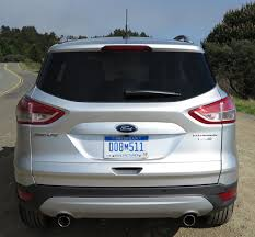 Ford Escape Cargo Space - 2013 ford escape first drive tech and cargo space galore