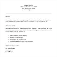 project management resume resume project manager project management resume buzzwords stunning