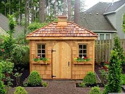 Garden Sheds Ideas Garden Design Ideas - Backyard shed design ideas