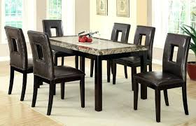 table and 6 chair set cheap dining table with 6 chairs dining room great concept glass