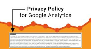 privacy policy for google analytics termsfeed