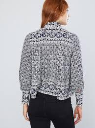 scarf blouse sea ny paolo scarf blouse garmentory