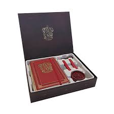 stationery set harry potter gryffindor deluxe stationery set zing pop culture