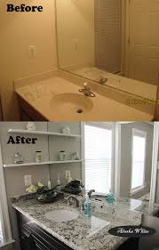 Bathroom Before And After Small Bathroom Before And After