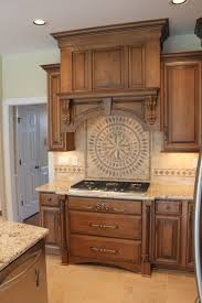 Black Glazed Kitchen Cabinets Shiloh Cabinetry Maple Acorn With Vandyke Glaze On Perimeter