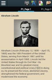 biography of abraham lincoln download biography of abraham lincoln apps on google play