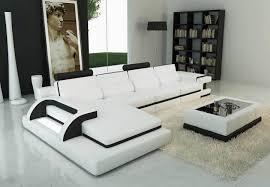 Modern Sofas Leather Leather Sofa Sectional Modern Aecagra Org