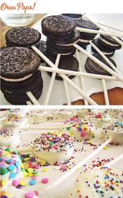 where can i buy lollipop sticks this is a simple diy treat 1 buy oreos 2 buy lollipop