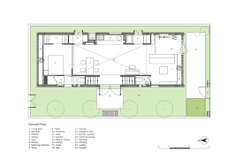 ground floor plan gallery of termitary house tropical space 28