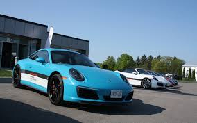 miami blue porsche targa the 911 grand tour putting prosects in porsches the car guide