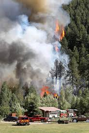 Fires Near Denver Map by Firefighters Brace For Second Windy Day At Lightner Creek Fire