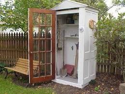 Backyard Shed Ideas Four Doors Into A Garden Shed Diy Cozy Home