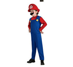 coulhunt 2017 super mario cosplay costumes kids halloween party