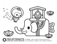 octonauts activities