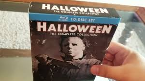 halloween the complete collection blu ray review youtube