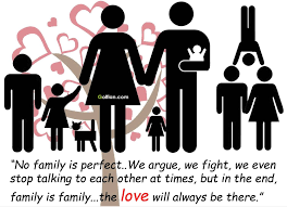 amazing family quotes no family is golfian