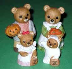 home interior bears homco figurines homco three bears figurine 1450 home