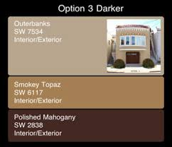 Brown Paint Colors For Exterior House - the perfect paint schemes for house exterior exterior paint