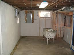 basement bathroom design ideas unfinished small basement laundry room design with exposed