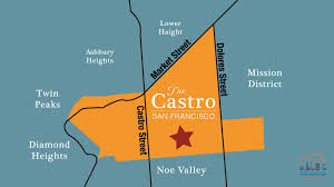 Map Of San Francisco Neighborhoods by District Maps Bay Area Drop In
