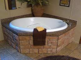 Corner Tub Bathroom Ideas by Impressive Bathroom Ideas Natural Stone Tubs Cody U0027s Ship