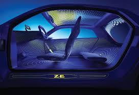Interior Lighting For Cars Renault Unveils Black Light Loving Twin U0027z Concept Slashgear