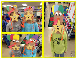 thanksgiving turkey hat craft a spoonful of learning turkey turkey turkeys