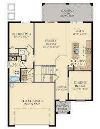 mayflower new home plan in providence cortland woods by lennar