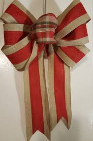 large gift bows christmas bow wreath bow large gift bow burlap bow pew bow
