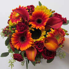 fall flowers for wedding brookfield country club wedding about fall wedding flowers on with