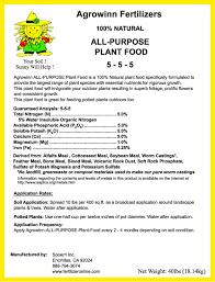all natural flower food all purpose plant food organic fertilizer organic plant food