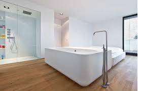 bathroom wood floors attractive personalised home design