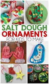 salt dough footprint keepsakes salts warm and microwaves