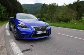 lexus is300h test lexus is300h auto55 be tests