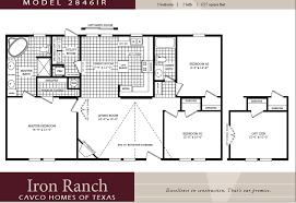 3 bedroom mobile home floor plans modular home floor plans cottage house plans