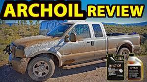 Ford Diesel Truck Reliability - review archoil oil u0026 fuel additives ar9100 u0026 ar6200 tested on